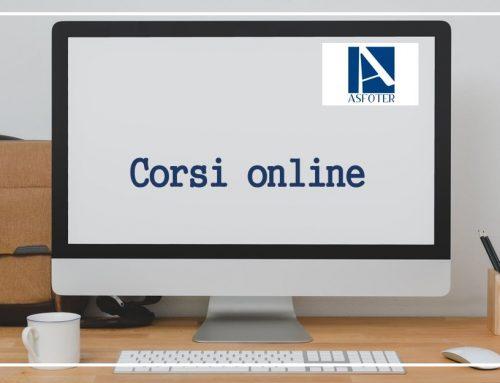 Corsi online – novità
